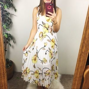 a new day maxi floral print dress